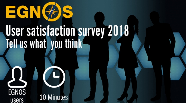 EGNOS User Satisfaction Survey