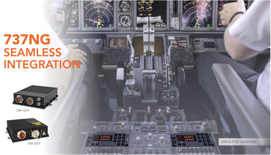 SBAS solution for cargo operations by CMC Electronics
