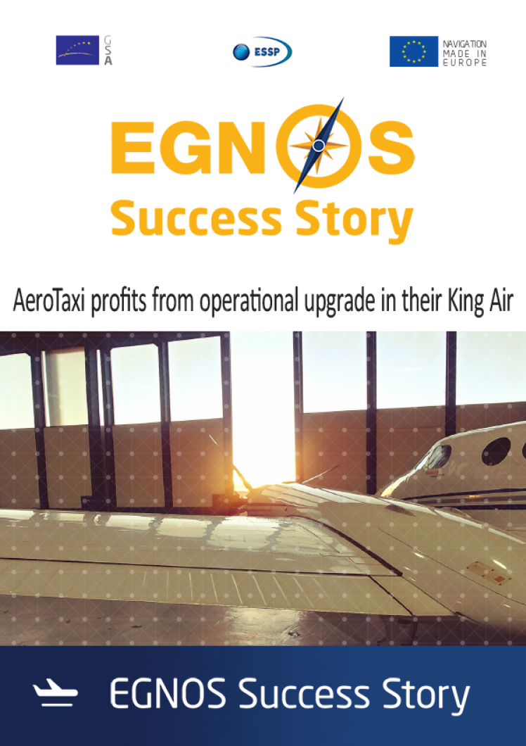 Aerotaxi Success Story cover