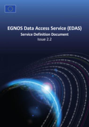 EGNOS Data Access Service Service Definition Document