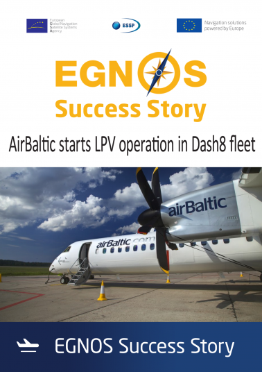Airbaltic and LPV for dash8 fleet