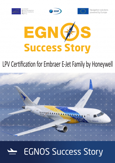 LPV Certification for Embraer