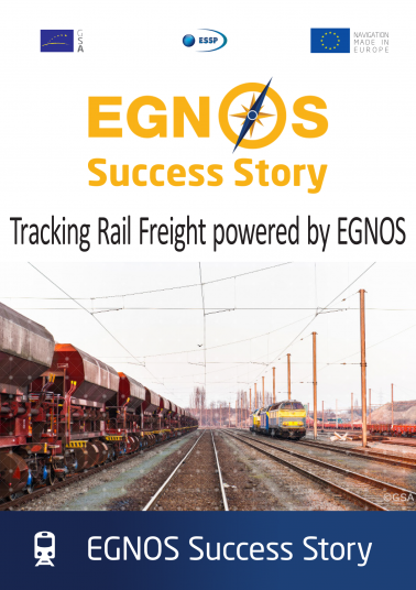 Tracking Rail Freight powered by EGNOS