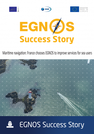 Maritime navigation: France chooses EGNOS to improve services for sea users