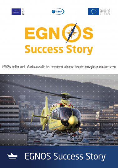 Norsk Luftambulanse AS Success Story cover