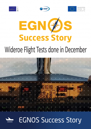 Wideroe Success Story cover