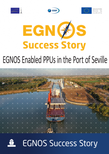 EGNOS Enabled PPUs in the Port of Seville
