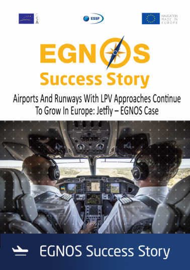 Airports And Runways With LPV Approaches Continue To Grow In Europe Jetfly – EGNOS Case