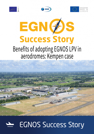 Benefits of adopting EGNOS LPV in aerodromes: Kempen case