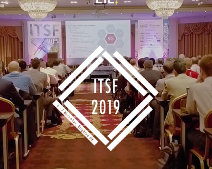 International Timing and Sync Forum (ITSF) 2019
