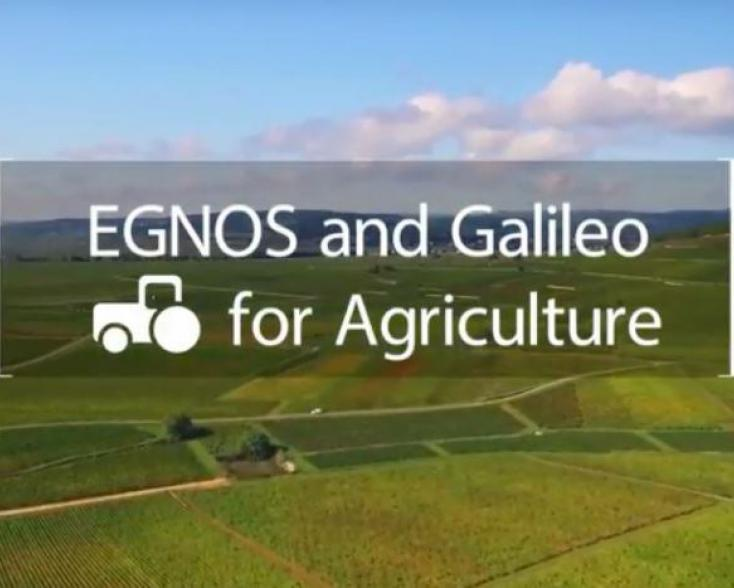 EGNOS and Galileo for agriculture users