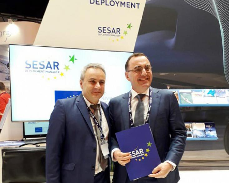 SESAR Deplpyment Manager