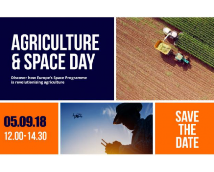 Agriculture and space technology brought together