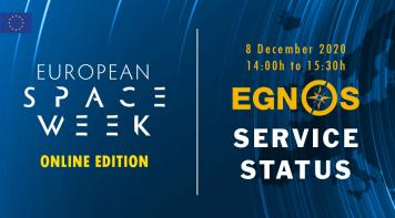 EUROPEAN SPACE WEEK ONLINE EDITION