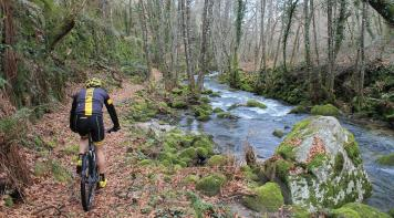CYCLIN'PORTUGAL: EGNOS contributing to signpost the best bike trails in Portugal