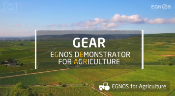 GEAR Logo for Agriculture