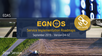 EGNOS Service Implementation Roadmaps: version 4.2