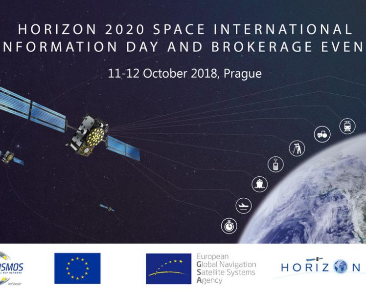 Satellites and event logo