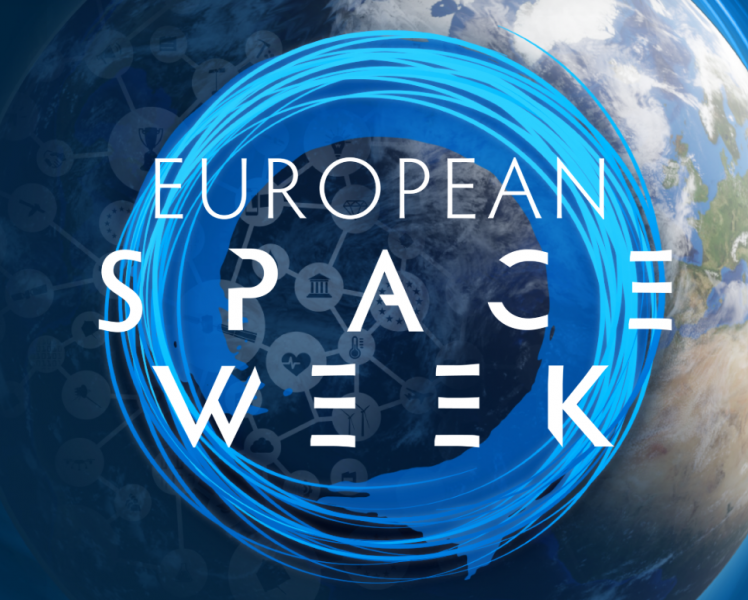 European Space Week 2019 hall