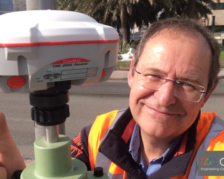 CGEOS to use EGNOS for geodesy and high precision applications