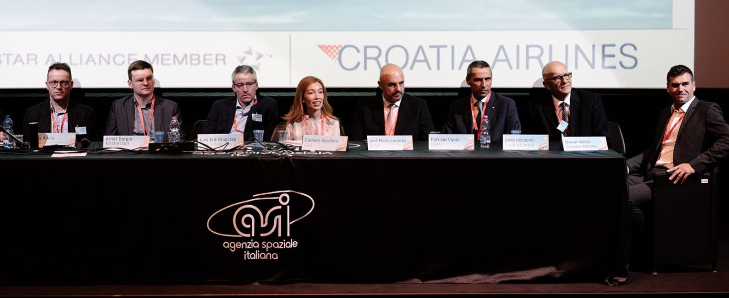Croatia Airlines presentation at EGNOS Annual Workshop 2019